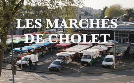 Les Marchés de Cholet
